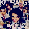 my vrienden and muziek and gerard way and frankie
