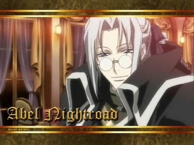 when I started watching animes intensely about two years পূর্বে my first crush I could say was Abel Nightlord from Trinity Blood <3 I still প্রণয় him but I have one I প্রণয় আরো xD