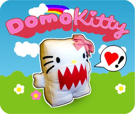 Meh. I've always loved domo kitty :D
