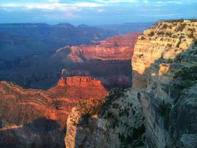 i take this picture when i was in arizona in the grand cayon