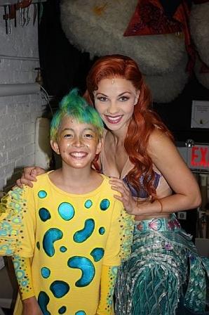 The Little Mermaid on Broadway