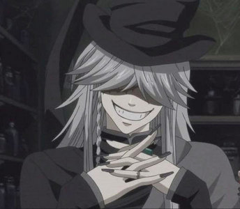 The Undertaker from 《黑执事》