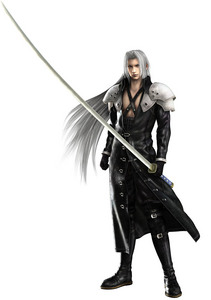 Sephiroth is a good one.