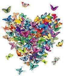 I cinta kupu-kupu ^ ^