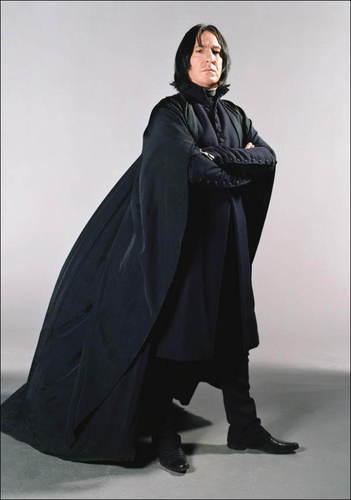 alan rickman snape. Alan Rickman(Snape) Helena