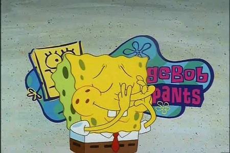 Spongebob for the win! XD