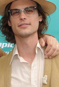 Matthew Gray Gubler or Jackson Rathbone
