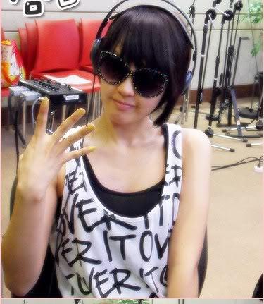 Ji Yoon coz she is my fav member from 4Minute!!! :DD