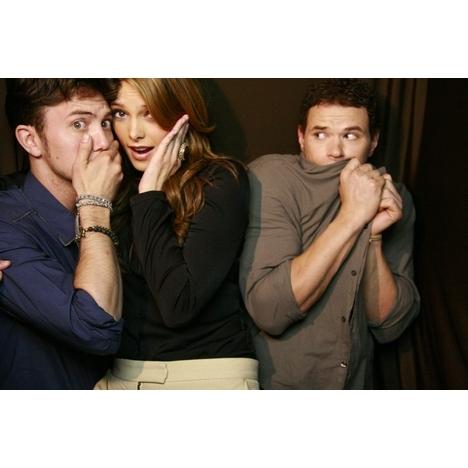 Jasper,Alice and Emmett