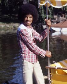 I'll be honest... Michael Jackson from the '70s.