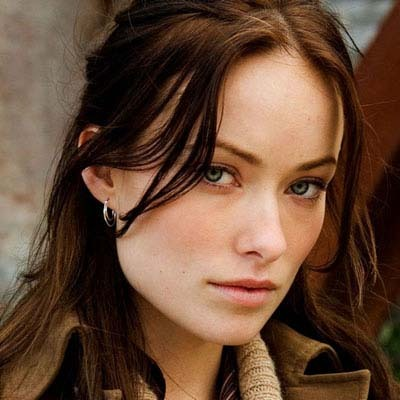 At the moment, mine is Olivia Wilde.