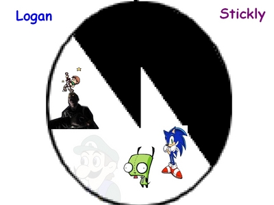 I 사랑 the movie and yes but are ur socks white? GIR, Scott Pilgrim, Zombie, Sonic, and the terrifying Weegee!