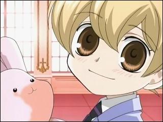 Bahahahahahhahhahhahahahaha! Honey-chan :) Nuff, said.