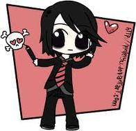 GERARD WAY!!! ( no encontre a patrick)
