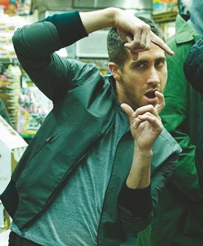 Ahhhhh Jake Gyllenhaal!!!!!!!