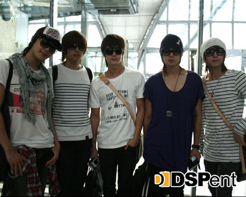i would feel bad. they had प्रशंसकों and they left us just for some girls.when hyung jun was 23 he wanted to get married.