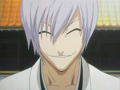 gin Ichimaru. That serious-situation-inappropriate smile of his and the way he sneaks up on people always make me laugh. His voice in the English anime is pretty humorous as well.