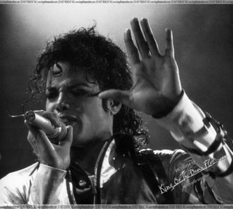 """I have many favorites.. I Liebe so much """"Liberian girl"""" -I can't explain why.. but this song is so close to my heart. It's very touching, so romantic.. Also """"Speechless"""".. it makes me really speechless when I listen to it, it's a song full of love.. also """"For all time"""", """"Dirty Diana"""", 'Give in to me'.. there are so many!! It's impossible to say only one.. when I listen to them I just don't know which one to listen first LOL :)) I Liebe them all!!"""