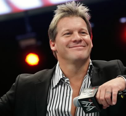 Chris Jericho in Suit