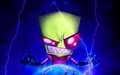 OMIGOD! I cannot describe the 爱情 I have for ZIM. Multiply INFINTY to the power of INFINTY. That's how much I 爱情 him. I get pissed when people write ZaGr, ZaTr, and ESPECIALLY ZaDr! (No offense people who support these romances.) I SUPPORT ( and have mad up ) ZaMr = Zim and Me romance. WOHOO! I don't know why, but I have a thing for funny guys. Zim's funny and cute (BONUS!)