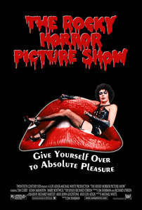 ROCKY HORROR PICTURE SHOW!!!!! <33333 This is just ANOTHER thing to prove that the Brits are AWESOME (Across The Universe is also ANOTHER!<333333333333)