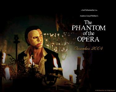 The best story ever told... Phantom of the Opera.