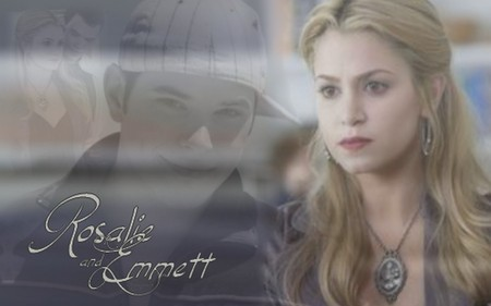 Mine's Rosalie Cullen. Oh and Carlisle too.