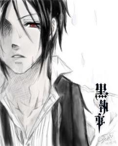 Kuroshituji's Sebastian