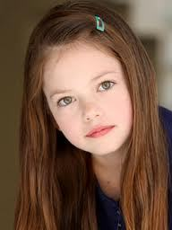 Breaking Dawn is actualy going to be 2 فلمیں and Mackenzie Foy will play her,I think she will be great!