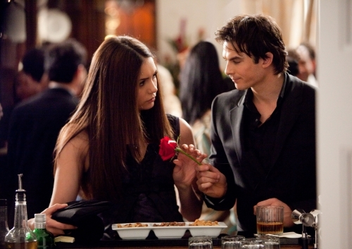 Damon&Elena I've loved and amor other pairings...but none that compare to them.