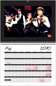A Polish Fanclub's calendar for 2010 :)