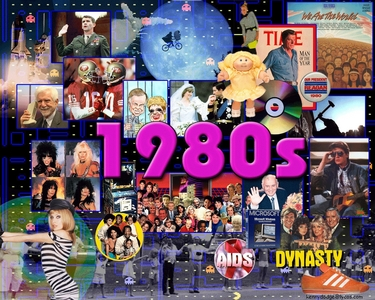 I wish I could go back to the 80's and 90's. Loove that generation. Good times.