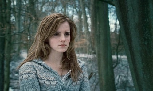 "In Poland, we say: Hermiona. But we say ""i"" like Your ""e"", well: Her-meo-na. ;d"