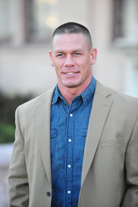 yes i do......and its JOHN CENA ! im obsessed with him CeNation forever in my ♡....:D but he is an Actor and pro. wrestler so he's a celeb. for zaidi info on john cena go to this web. http://en.wikipedia.org/wiki/John_Cena enjoy ps. dosen't he look sooo strong watch this and then say how strong http://www.youtube.com/watch?v=g2bZGieHHQc .......................:D