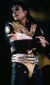 Only Michael Jackson!! he's the one and only for me! 4ever ♥