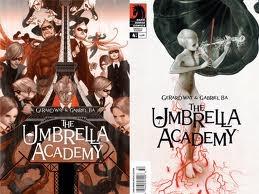 gerard way-Umbrella academy