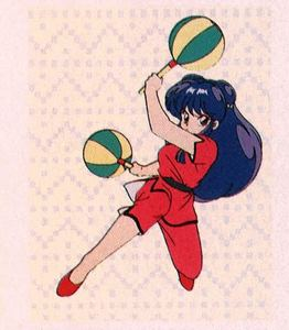 1) Shampoo - [i]Ranma 1/2[/i] (too damn cute >w<) 2) Mey-Rin - [i]Kuroshitsuji[/i] (the public prefers clumsy maids) 3) Lum - [i]Urusei Yatsura[/i] (static fingers FTW) 4) Sawako Kuronuma - [i]Kimi ni Todoke[/i] (she's uh.. yeah XD) 5) Risa Koizumi - [i]Lovely*Complex[/i] (tomboys also FTW) Shampoo~ X3