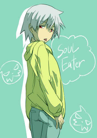 Soul.. X3 [I rarely find [i]real[/i] guys attractive.. xD]