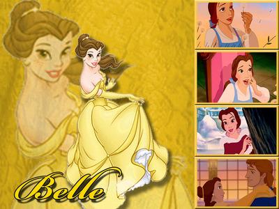 Belle!