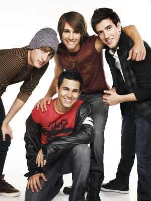 for me all of them are hot !But in this case I had to choose two and they are Carlitos & James!!