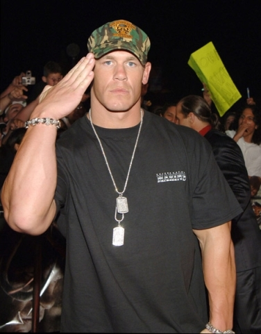 ofcourse ... i would marry mr.thuganomics the champ and the WWE best superstar who ever stepped foot in a ring he is the best JOHN CENA