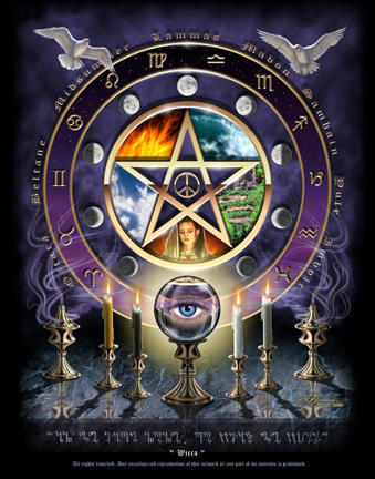 Athiest well, Wiccan at heart... http://www.fanpop.com/spots/athiests