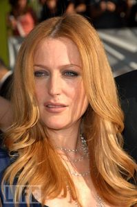 There's so many to choose, I guess this one of Gillian Anderson is pretty.