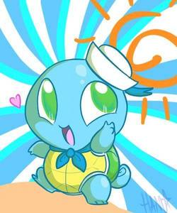 Squirtle. >w<