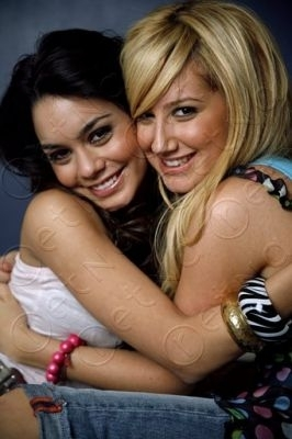 in real life ashley's way better than vanessa,in acting and also singing but in high school musical both were very good and gave a nice performance.So,both.But if i compare simply then ashley.Anyway cheers for both and i think they r also good frends