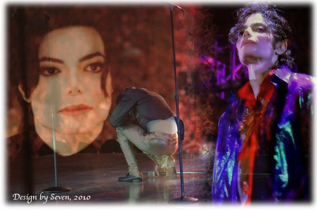 Yes ofcourse he is..he is always with us♥♥♥♥♥♥ that's my opinion because i always feel his spirit embracing me and i know that he loves us as much we love him and i know that he knows each and everyone of us♥♥♥♥♥♥Love u MJ....