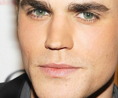 Since I Can't Put Ian Somerhalder I'm Gonna Put Paul Wesley :) His eyes Are so GORGEOUS!