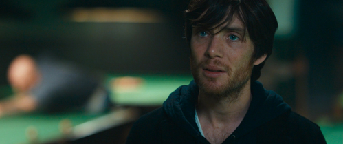 Don't know about sexy but I Amore Cillian Murphy's eyes, so blue!