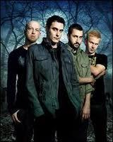 Give me a sign Dance with the devil Here we are Sooner or later BREAKING BENJAMIN!!!!!!