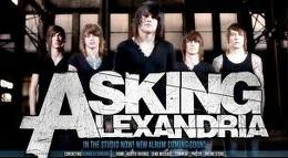 STAND UP AND SCREAM A CANDLELIT jantar RIGHT NOW A SINGLE MOMENT OF SINCERITY ASKING ALEXANDRIA!!